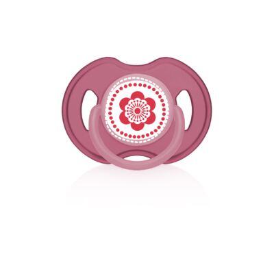 Imagem 2 do produto Chupeta Nature Pp Rosa Ortoflex Tam 2 (6-18 M) Multikids Baby - BB134
