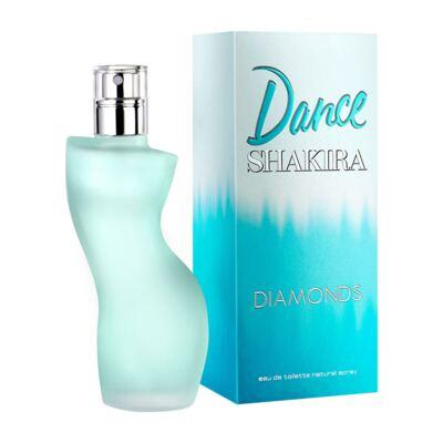Imagem 1 do produto Dance Diamonds de Shakira Feminino Eau de Toilette - 80 ml