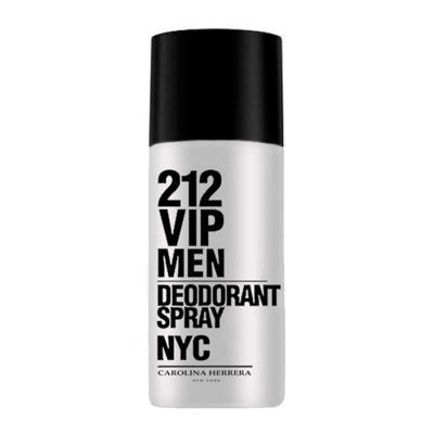 Imagem 1 do produto 212 Vip Men Desodorante Spray Carolina Herrera - Desodorante Masculino - 150g