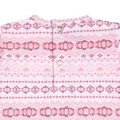 Imagem 4 do produto Bata com Legging para bebe em cotton Ethnic - Baby Classic - 18210002.20 BLUSA C/ LEGGING-MALHA/COTTON-M