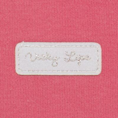 Imagem 3 do produto Body curto para bebe em suedine Candy - Vicky Lipe - BC1379 BODY MC SUEDINE CANDY -G