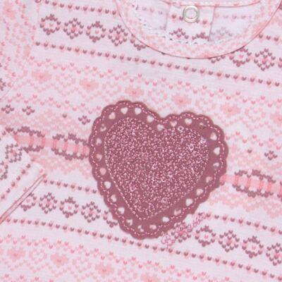 Imagem 3 do produto Bata com Legging para bebe em cotton Ethnic - Baby Classic - 18210002.20 BLUSA C/ LEGGING-MALHA/COTTON-GG