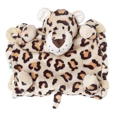 Imagem 4 do produto Travesseiro com Cobertor 3 em 1 (12m+) Leopardo - Animal Planet - AP60124 Travesseiro com Cobertor 3 em 1 (12m+) Leopardo