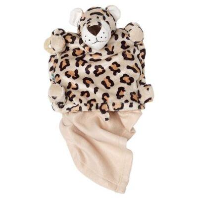 Imagem 5 do produto Travesseiro com Cobertor 3 em 1 (12m+) Leopardo - Animal Planet - AP60124 Travesseiro com Cobertor 3 em 1 (12m+) Leopardo