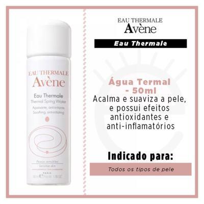 Imagem 2 do produto Eau Thermale Avène - Água Termal - 50ml