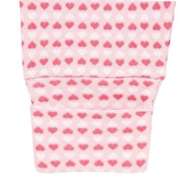 Imagem 5 do produto Body curto com Calça em algodão egípcio c/ jato de cerâmica e filtro solar fps 50 Maternité Love - Mini & Kids - BCTM1658 CONJ. BODY M/C TR C/MIJAO SUEDINE URSA MENINA-M