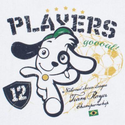 Imagem 3 do produto Blusão com Calça em moletom Doki Futebol - Vicky Lipe - 873330 BLUSÃO M/L C/ CALÇA MOLETON DOKI FUTEBOL-2