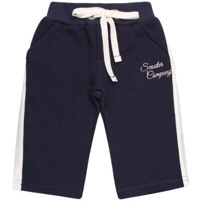 Imagem 4 do produto Blusão com capuz e Calça em moletom Wharton - Baby Classic - 59175 CONJ.BLUSÃO C/CAPUZ MOLETON SCOOTER-G