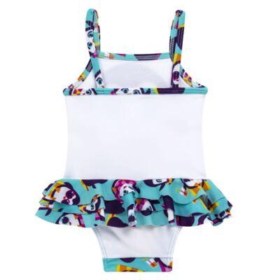 Imagem 5 do produto Conjunto de banho Pinguim: Camiseta + Maiô - Puket - KIT PK PINGUIM Camiseta + Maio Pinguim Puket-9-12