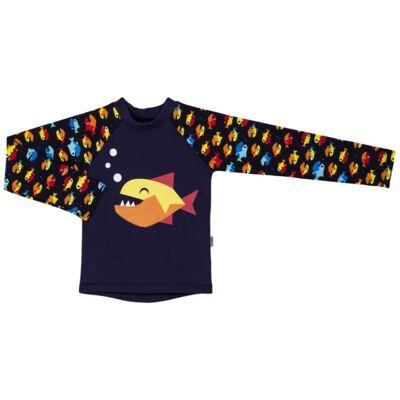Imagem 2 do produto Conjunto de banho Piranha: Camiseta + Sunga - Puket - KIT PK PIRANHA Camiseta + Sunga Piranha Puket-6