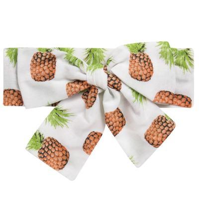 Imagem 4 do produto Conjunto de banho Pineapple: Bumbum + Faixa de Cabelo - Roana - BAST0904013 BANHO DE SOL TURBANTE 124 AMARELO-G