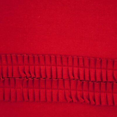 Imagem 3 do produto Body curto para bebe em cotton Coroinhas - Vicky Lipe - 89843 BODY MC FEMININO COTTON COROA-M
