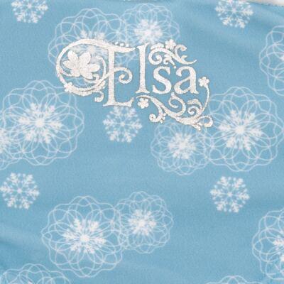 Imagem 5 do produto Biquíni em lycra Frozen Elsa - Disney by Fefa - 390.00.0205 BIQ FROZEN UNICA-2
