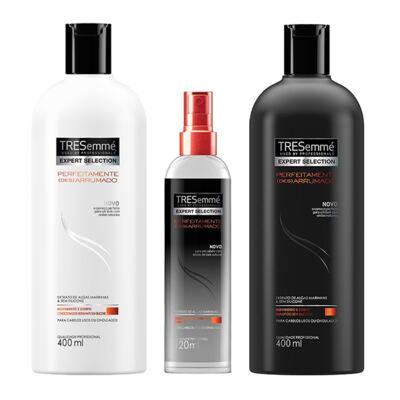 Imagem 1 do produto Condicionador e Spray Perfeitamente (Des)arrumado + Shampoo