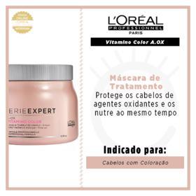 Mascara Loreal Profissional Vitamino Color Aox - Mascara Loreal Profissional Vitamino Color Aox 500g