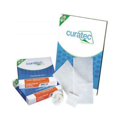 Imagem 1 do produto Curativo De Alginato De Cálcio E Sódio Curatec - 5 x 5 cm