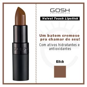 Batom Gosh Copenhagen - Velvet Touch Lipstick - Kitch