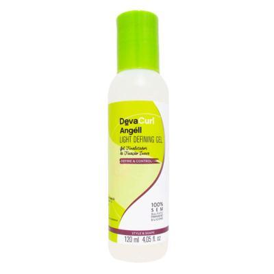 Imagem 2 do produto Deva Curl Gel Finalizador Anti-Frizz Angéll - Gel Finalizador - 120ml