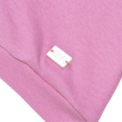 Imagem 5 do produto Body curto com Shorts em algodão egípcio c/ jato de cerâmica e filtro solar fps 50 L'Hortensia - Mini & Kids - CBS1746 CJ. BODY MC SHORTS SUEDINE HORTÊNCIAS-P