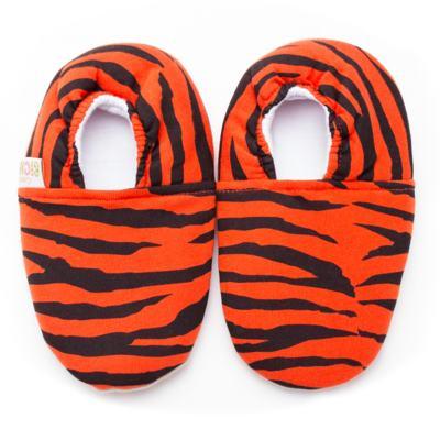 Imagem 1 do produto Pantufa Little Tiger - Cara de Criança - P2357 TIGRE P PANTUFA M/MALHA -25/26