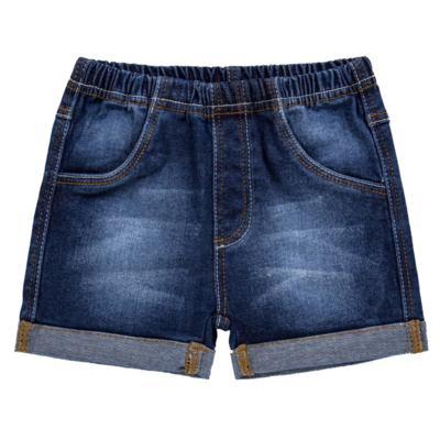 Imagem 1 do produto Shorts para bebê jeans Stonewashed - Tilly Baby - TB168001 SHORTS JEANS MASCULINO-GG