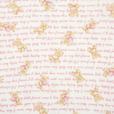Imagem 2 do produto Body curto para bebe em algodão egípcio c/ jato de cerâmica e filtro solar fps 50 Maternity Pink Bear - Mini & Kids - BMCT1659 BODY M/C TRANSP. SUEDINE URSA MENINA 2 -P