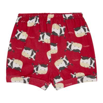 Imagem 4 do produto Body curto com Shorts para bebe em high comfort Vaquinha - Vicky Lipe - 18280001.38 CONJ.BODY C/SHORTS - SUEDINE-P