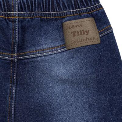 Imagem 2 do produto Shorts para bebê jeans Stonewashed - Tilly Baby - TB168001 SHORTS JEANS MASCULINO-2