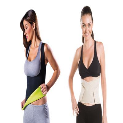 Imagem 2 do produto Fitnow T-Shirt Polishop Feminino + Shapenow -   Fitnow T-Shirt Fem. G + Shapenow Nude G