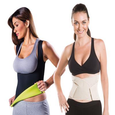 Imagem 1 do produto Fitnow T-Shirt Polishop Feminino + Shapenow - | Fitnow T-Shirt Fem. P + Shapenow Nude P