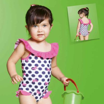 Imagem 2 do produto Maiô para bebê em Lycra Navy - Puket