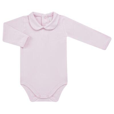 Imagem 6 do produto Jardineira com Body longo para bebe em viscomfort Bellamy - Petit - 16084168 JARDINEIRA BODY ML VISCOMF/ SU URSA -RN