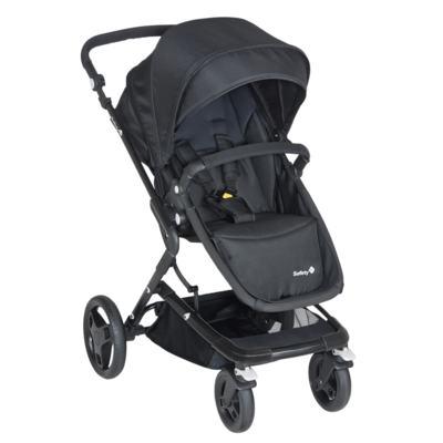 Imagem 4 do produto Travel System Kokoon: Carrinho Kokoon e Bebê Conforto One Safe XM Full Black  - Safety 1st