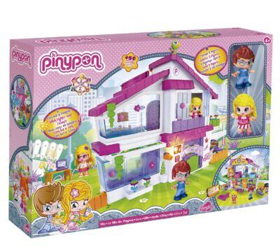 Imagem 3 do produto Pinypon Villa Playset - BR551