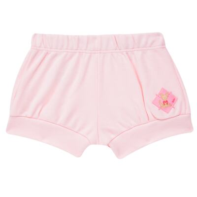 Imagem 4 do produto Regata c/ Shorts para bebe em algodão egípcio Princess - Bibe - 39G23-G79 CJ CUR F RG SH BY BIBE-G