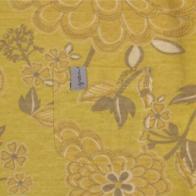 Imagem 4 do produto Macacão com golinha para bebe em malha Spring Garden - Green - G5100810.300 MACACAO PAZ G AMARELO-P