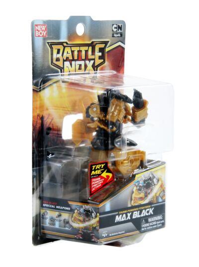 Imagem 3 do produto Battle Nox Preto - BR522