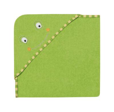 Imagem 1 do produto Toalha de Banho com Capuz Bath Friends Sapo Multikids Baby - BB214