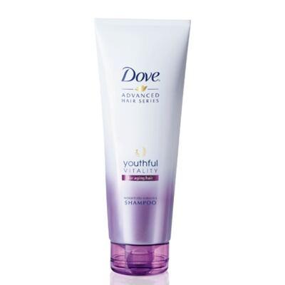 Imagem 2 do produto Kit Dove Vitality Rejuvenated Shampoo + Condicionador 200ml