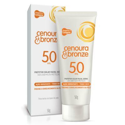 Imagem 3 do produto Kit Protetor Solar Cenoura & Bronze FPS 30 110ml + Facial FPS 50 50g