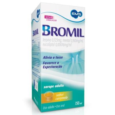 Imagem 1 do produto Bromil Adulto 150ml Expectorante