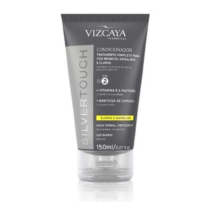 Imagem 3 do produto Shampoo Vizcaya Silver Touch 200ml + Condicionador Vizcaya Silver Touch 200ml
