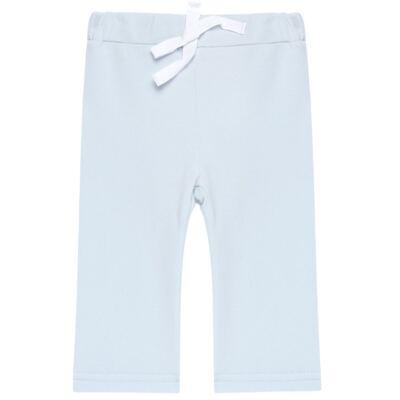 Imagem 4 do produto Body longo com Calça em viscomfort Le Petit Azul - Baby Classic - 18660001.03 CONJ.BODY C/GOLA E CALÇA - VISCOMFORT-M