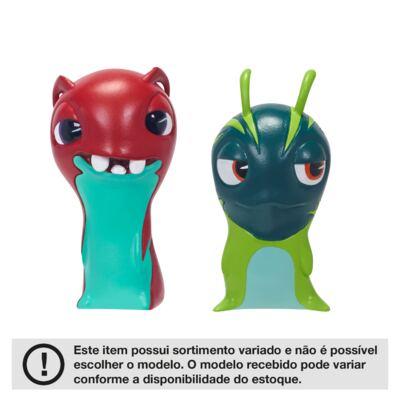 Imagem 2 do produto Slugterrâneo 2 Bonecos Sério 5 - BR470