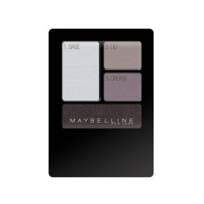 Imagem 1 do produto Quarteto de Sombras Maybelline New Expertwear Eyeshadow Charcoal Smokes 4,8g