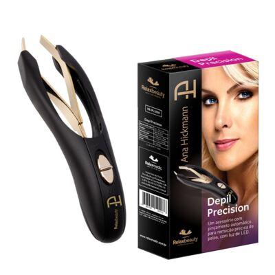 Imagem 1 do produto Pinça Ana Hickmann Depil Precision Relaxbeauty