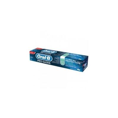 Imagem 1 do produto CREME DENTAL ORAL B CLINICAL GENGIVAS 70G PROCTER - BRINDE - CREME DENTAL ORAL B CLINICAL GENGIVAS 70G PROCTER