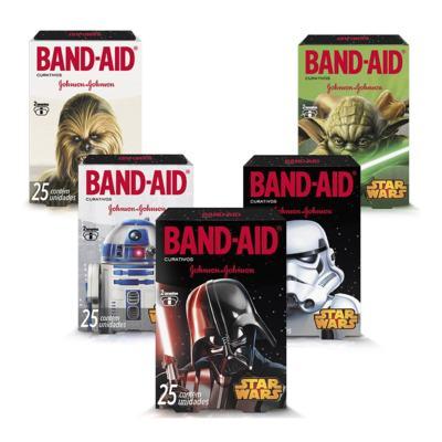 Imagem 5 do produto Curativo Band-Aid Star Wars Johnson´s 25 Unidades