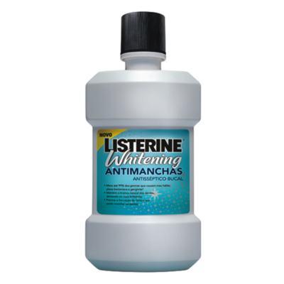 Imagem 1 do produto Antisséptico Bucal Listerine Whitening Anti-Mancha 500ml + 250ml
