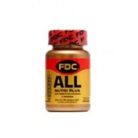 All Nutri Plus FDC - 40 comprimidos revestidos